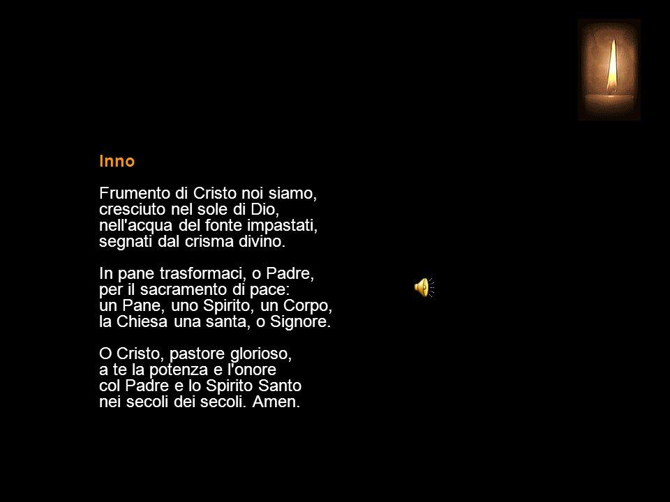 8 AGOSTO 2015 SABATO - XVIII SETTIMANA DEL TEMPO ORDINARIO SAN DOMENICO Sacerdote UFFICIO DELLE LETTURE INVITATORIO V.