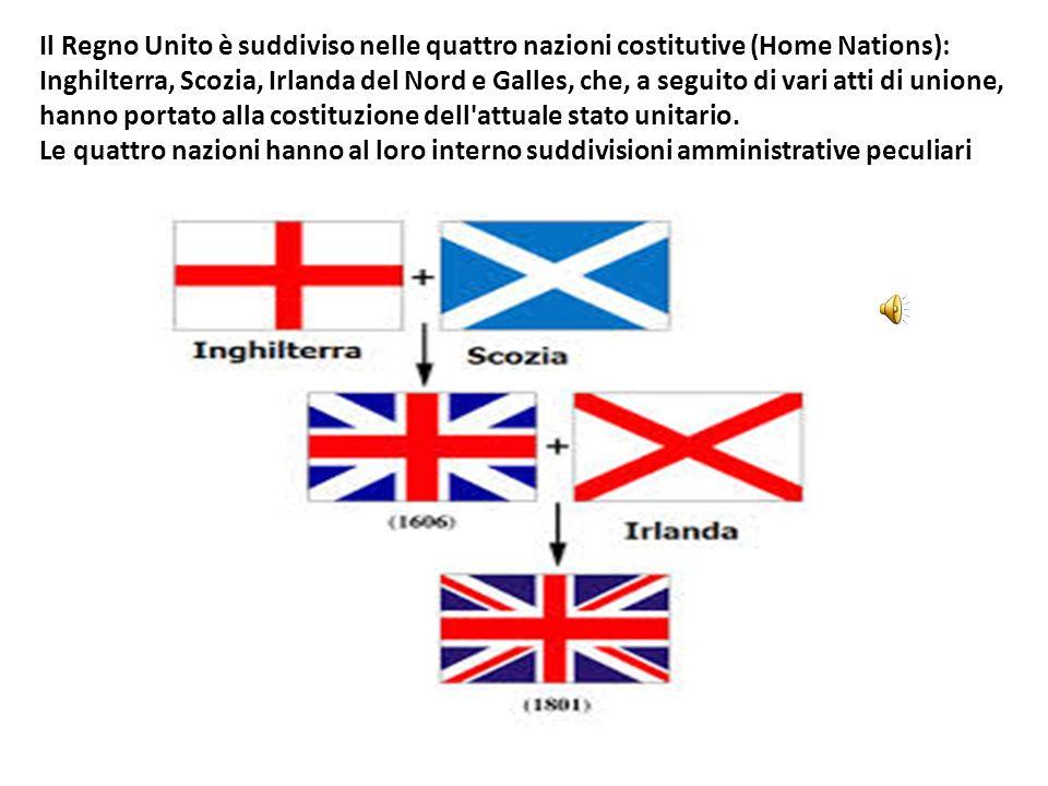 Il Regno Unito è suddiviso in collegi, aventi all'incirca la stessa popolazione, ognuno dei quali elegge un membro del (MP) della Camera dei Comuni. D