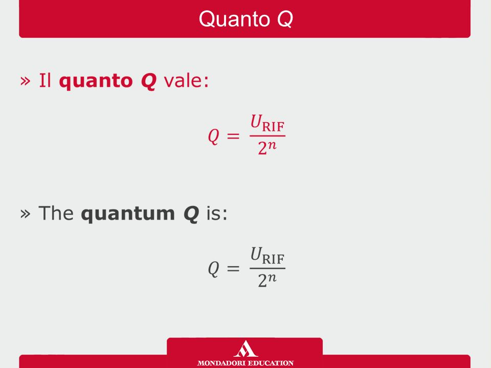 Quanto Q