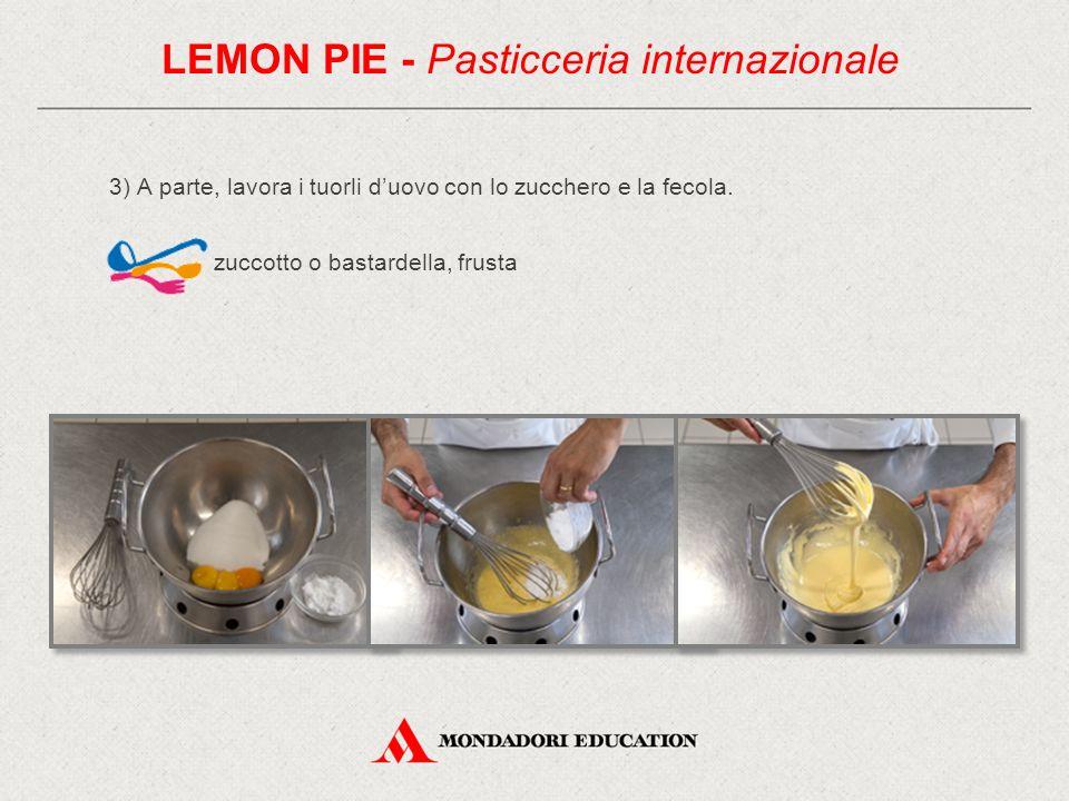 4) Unisci i due composti dopo aver eliminato le bucce di limone.