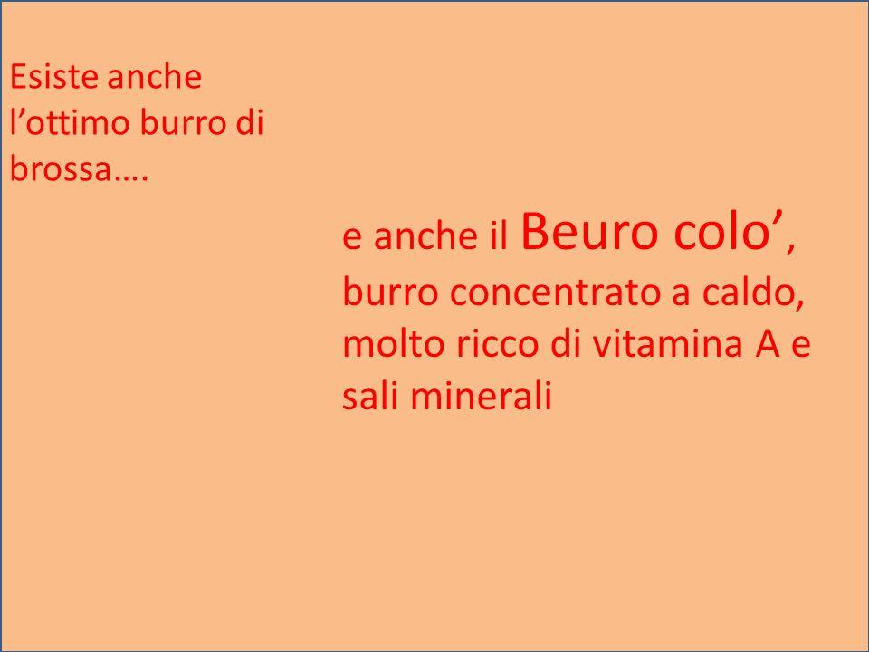 Latticini Burro Oggi il burro viene prodotto per affioramento o centrifugazione senza mai interrompere la catena del freddo Alcuni strumenti di un tem