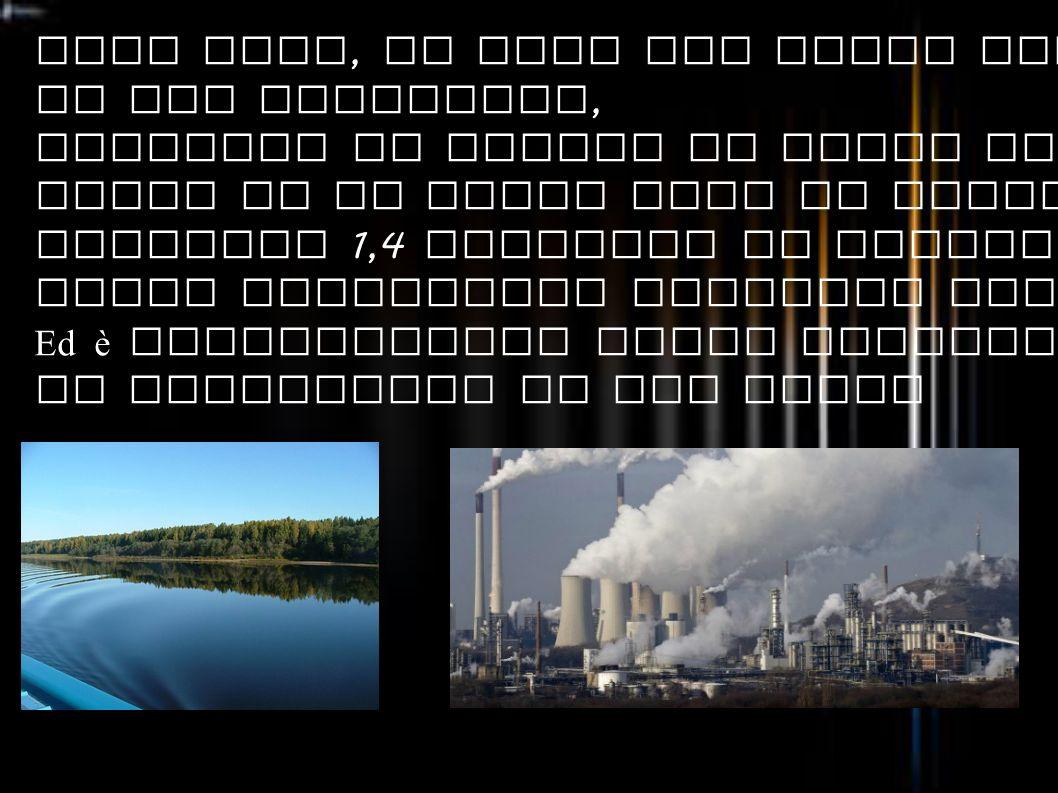 Ogni anno, il cibo che viene prodotto, ma non consumato, sperpera un volume di acqua pari al flusso annuo di un fiume come il Volga ; utilizza 1,4 miliardi di ettari di terreno - quasi il 30% della superficie agricola mondiale - Ed è responsabile della produzione di 3,3 miliardi di tonnellate di gas serra