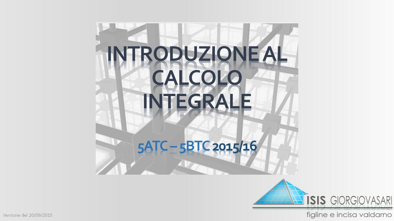 Quadratur a Introduzione al calcolo integrale Uno dei problemi che ha impegnato i matematici sin dall'antichità è quello di calcolare le aree.