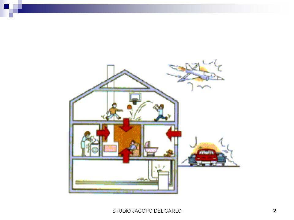 STUDIO JACOPO DEL CARLO33 Alcuni esempi di certificato.
