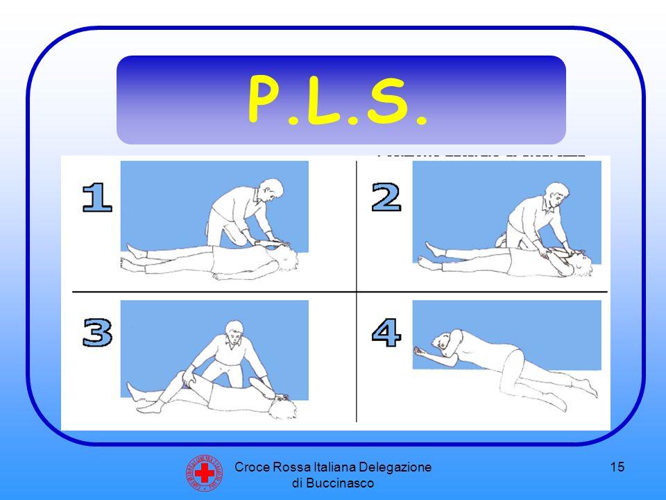 Croce Rossa Italiana Delegazione di Buccinasco 15 C O N V E N Z I O N E D I G I N E V R A 2 2 A G O S T O 1 8 6 4 P.L.S.