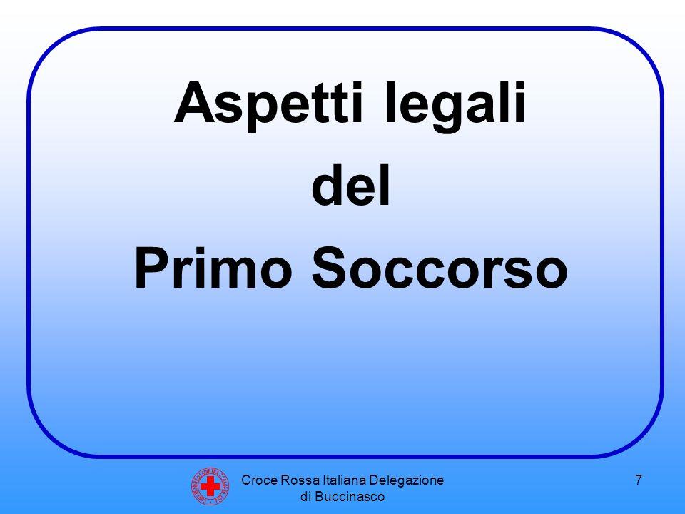 Croce Rossa Italiana Delegazione di Buccinasco 8 Art.