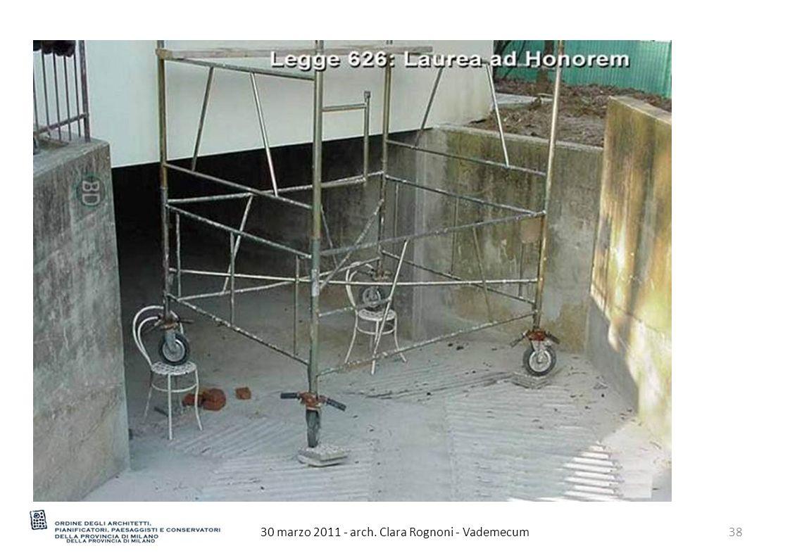30 marzo 2011 - arch. Clara Rognoni - Vademecum38