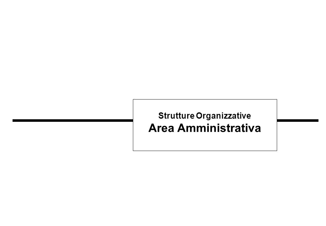 AZIENDA OSPEDALIERO UNIVERSITARIA CITTA' DELLA SALUTE E DELLA SCIENZA DI TORINO DIREZIONE GENERALE DIPARTIMENTO AMMINISTRATIVO ATTIVITA' IN STAFF ALLA DIREZIONE S.C.