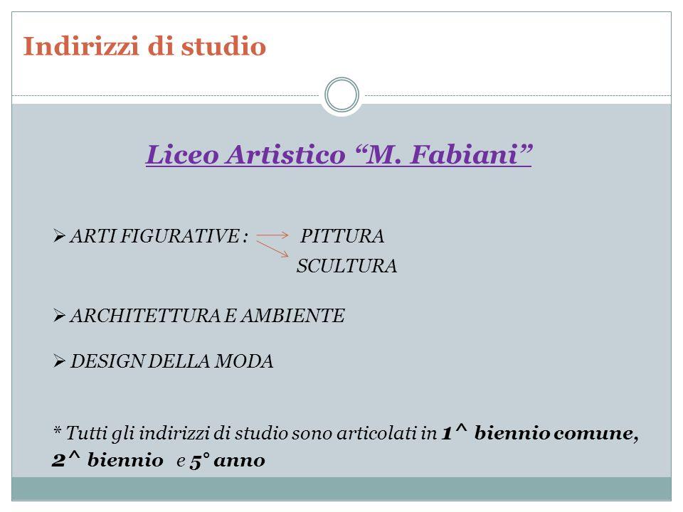 I numeri della Scuola Docenti  I.S.I.S. G. D'Annunzio : 70  Liceo Artistico M.