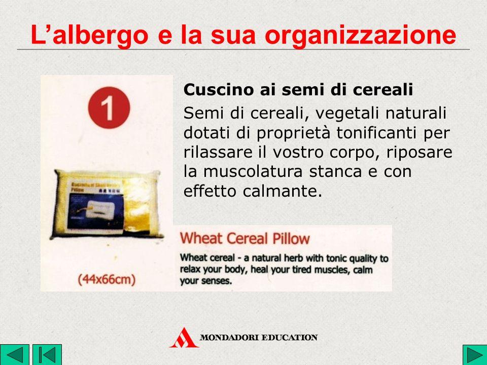 Cuscino ai semi di cereali Semi di cereali, vegetali naturali dotati di proprietà tonificanti per rilassare il vostro corpo, riposare la muscolatura stanca e con effetto calmante.