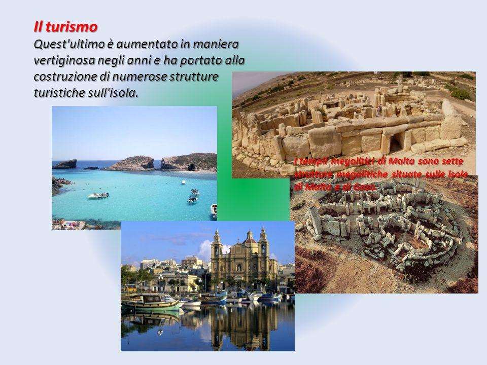 Il turismo Quest'ultimo è aumentato in maniera vertiginosa negli anni e ha portato alla costruzione di numerose strutture turistiche sull'isola. I tem