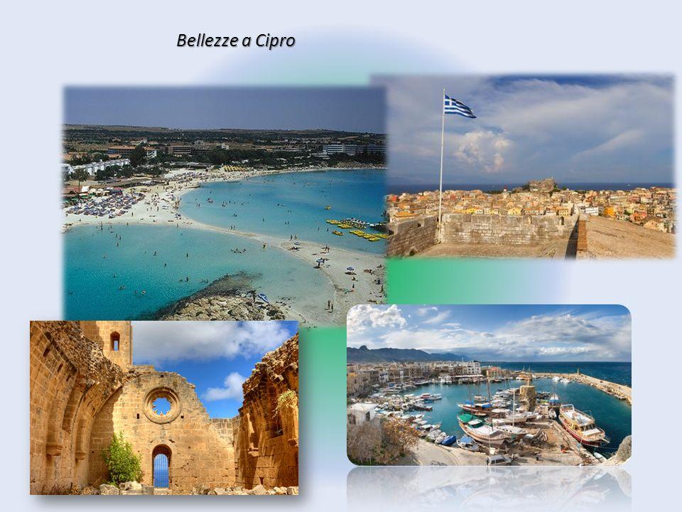 Bellezze a Cipro