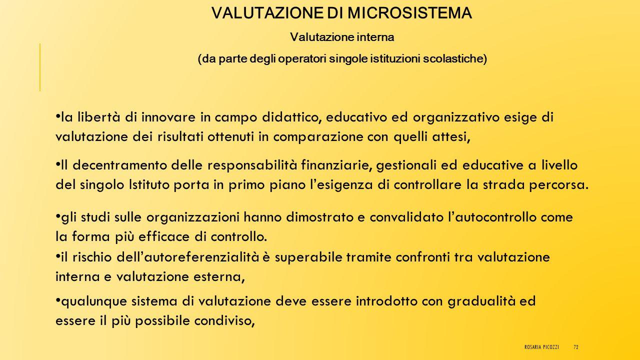 """VALUTAZIONE Aspetto fondamentale dell'attività scolastica e di qualsiasi attività formativa/educativa """"dare valore"""" Influisce significativamente, in p"""