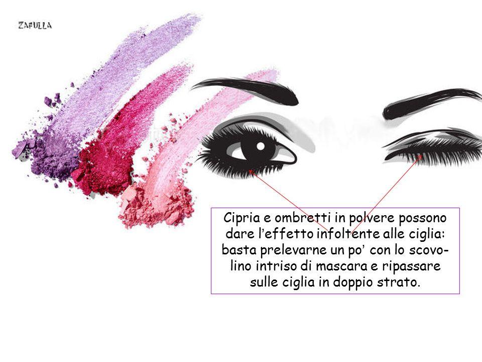 In pratica, anche i cosmetici hanno utilissimi usi alternativi.