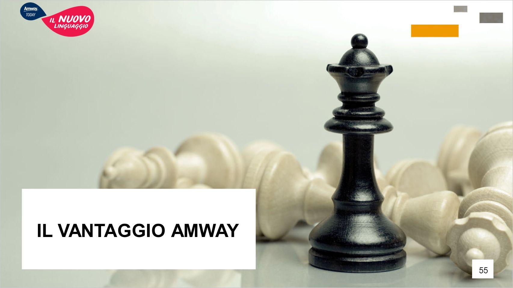 6 IL VANTAGGIO AMWAY 55