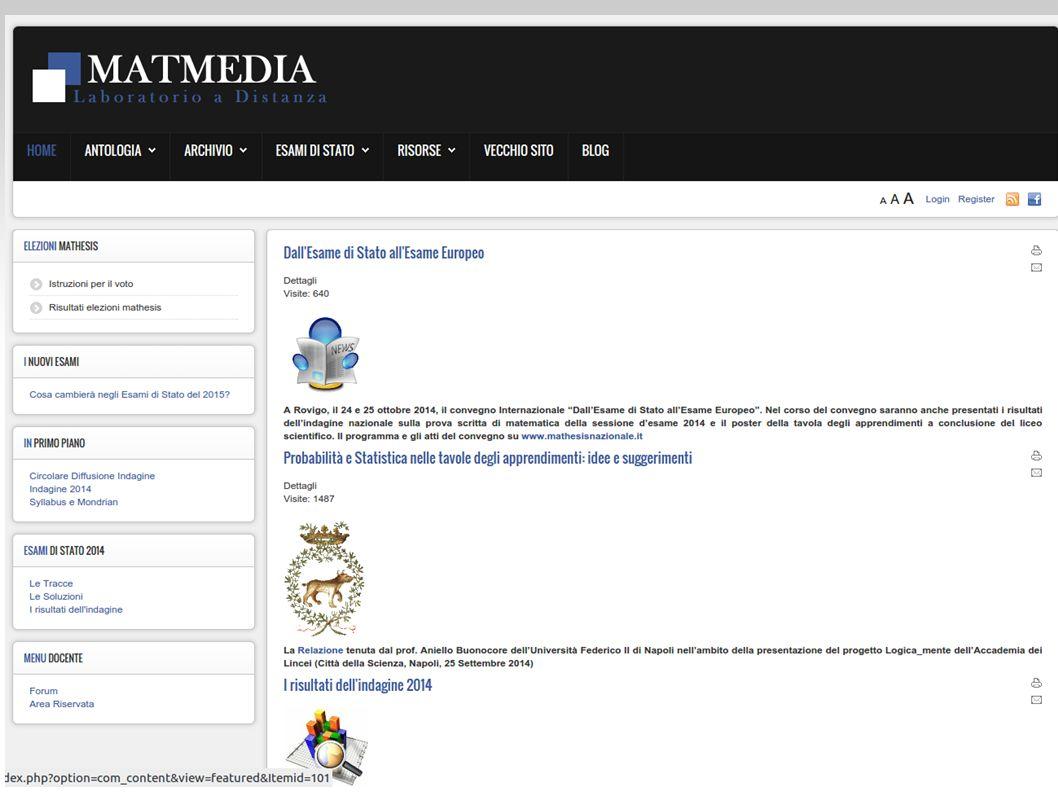 Indagine Matmedia 2014