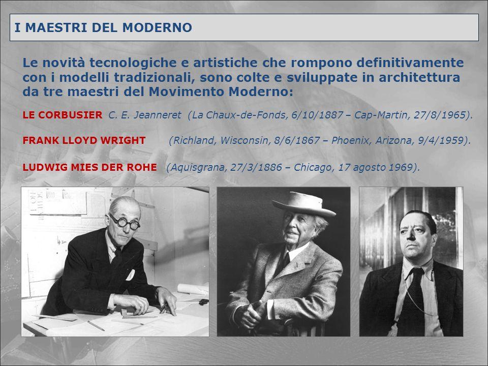 ARCHITETTURA COME STRUMENTO DI MIGLIORAMENTO DELLA CONDIZIONE UMANA E SOCIALE.