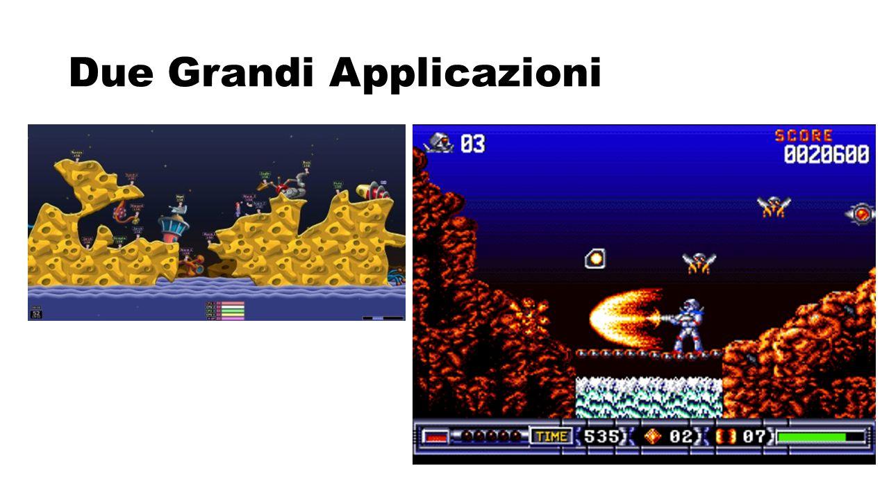 Due Grandi Applicazioni