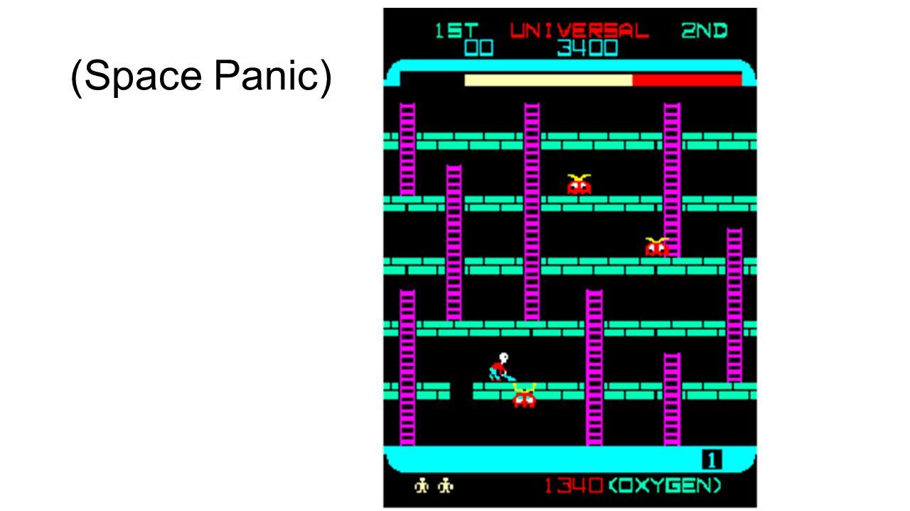 (Space Panic)