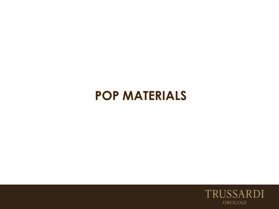 POP MATERIALS