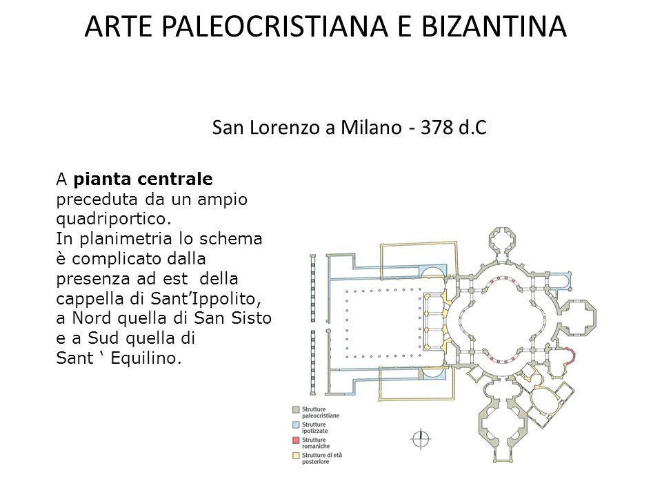 Battistero Lateranense a Roma Fondato da Costantino attorno al 315 venne ricostruito sotto papa Sisto III e ampiamente rimaneggiato nel XVI e XVII sec