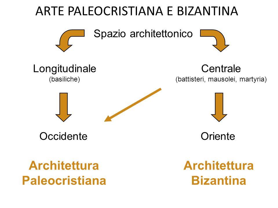 ARTE PALEOCRISTIANA E BIZANTINA Ravenna, da sempre considerata, fortezza inespugnabile, già nel IV secolo era divenuta capitale dell'impero romano d'o