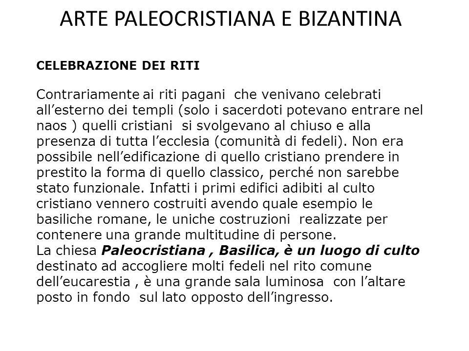 San Lorenzo a Milano - 378 d.C A pianta centrale preceduta da un ampio quadriportico.