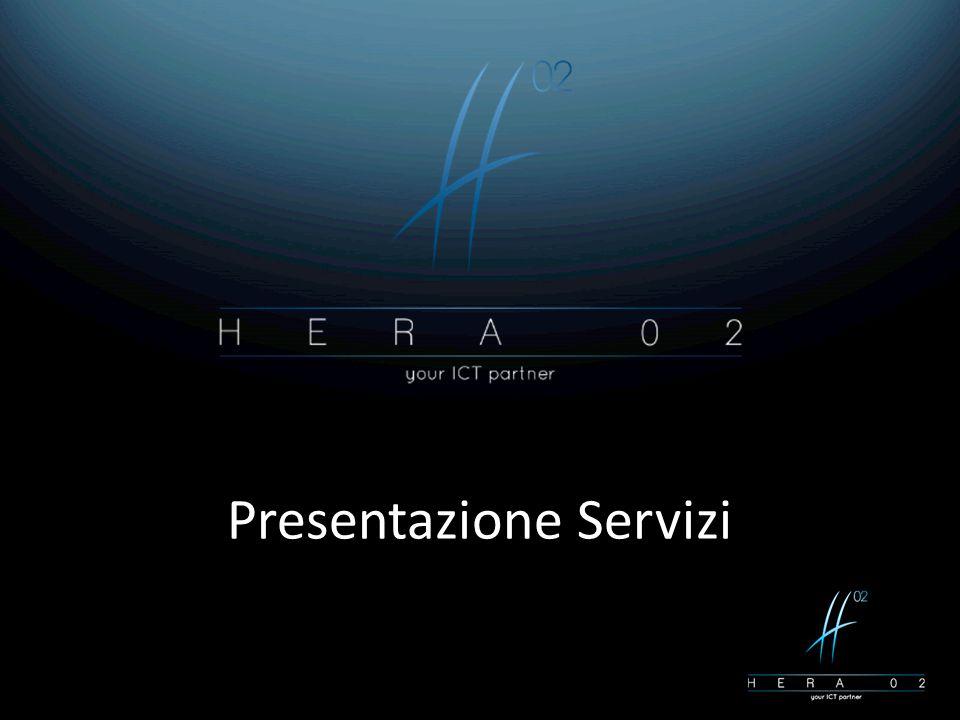 Presentazione Servizi