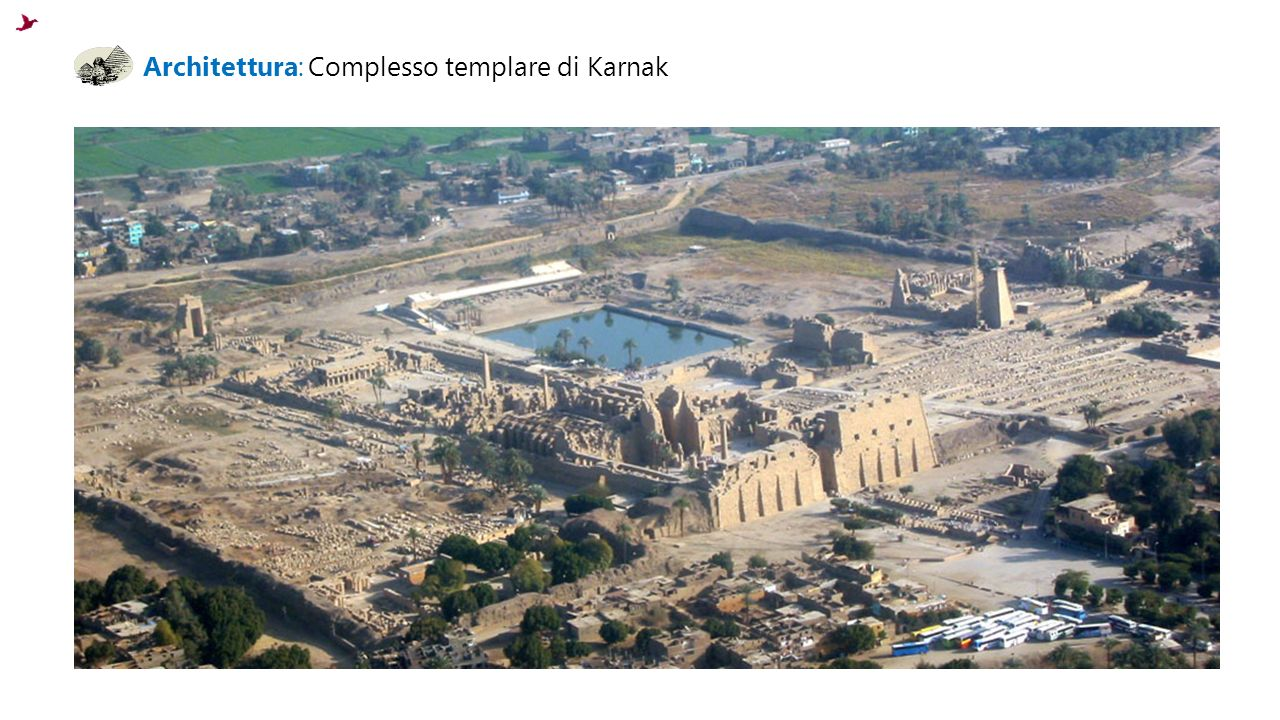Architettura: Complesso templare di Karnak