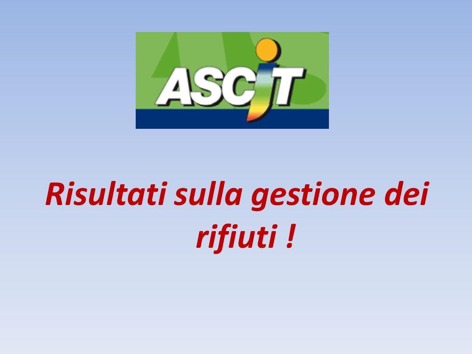 Ascit SpA La raccolta a Capannori, meno grigio, più colori!