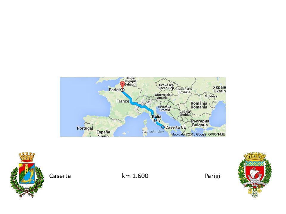 Caserta km 1.600Parigi