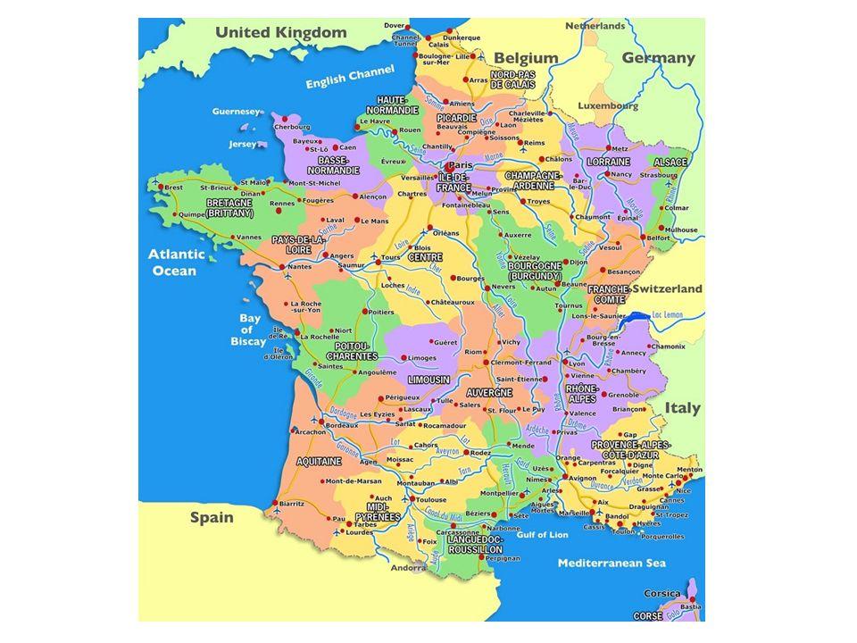Cosa sai della Francia.Quale è la sua capitale. Conosci un giornale francese.