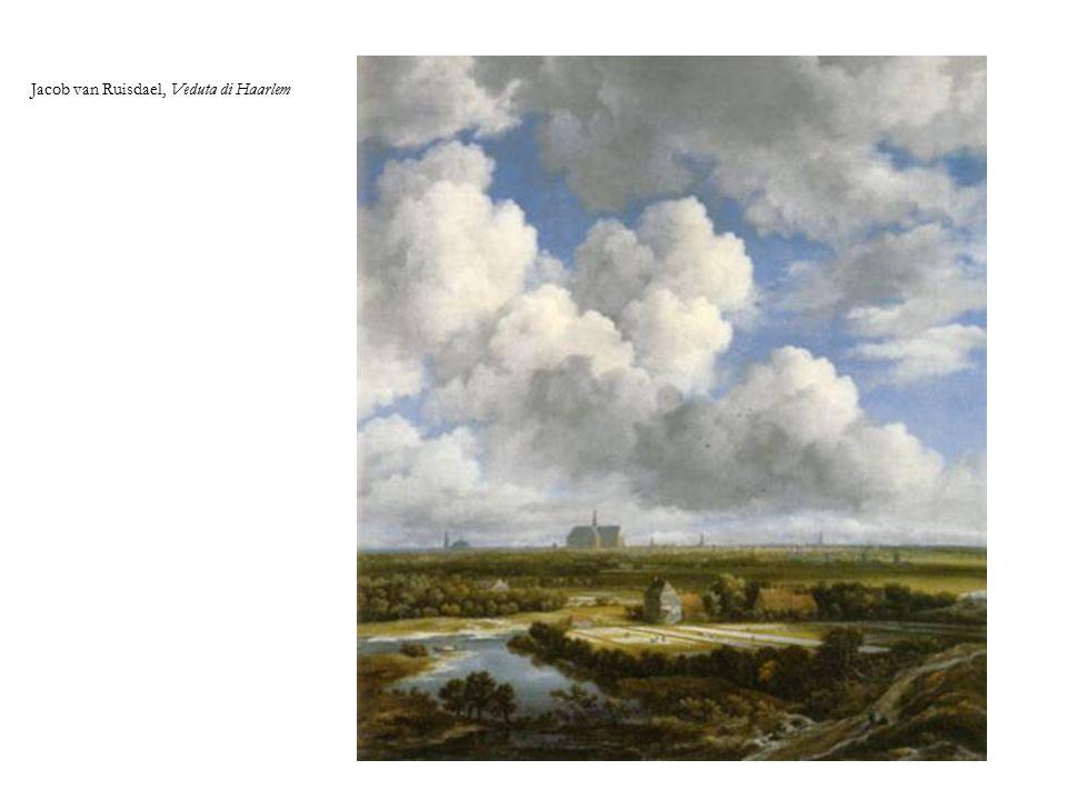 Jacob van Ruisdael, Veduta di Haarlem