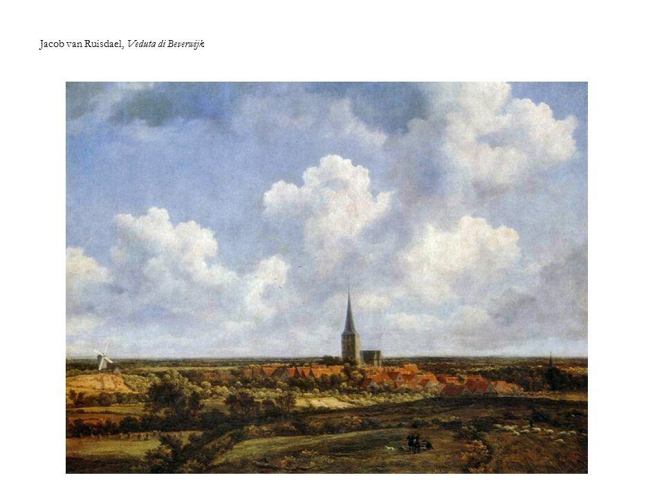 Jacob van Ruisdael, Veduta di Beverwijk