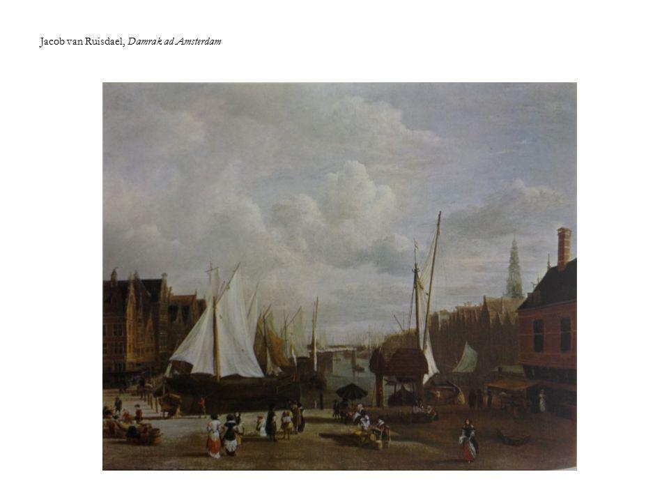 Jacob van Ruisdael, Damrak ad Amsterdam