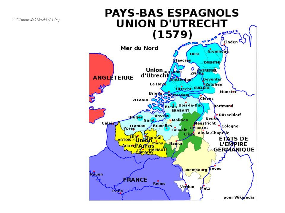 L'Unione di Utrecht (1579)