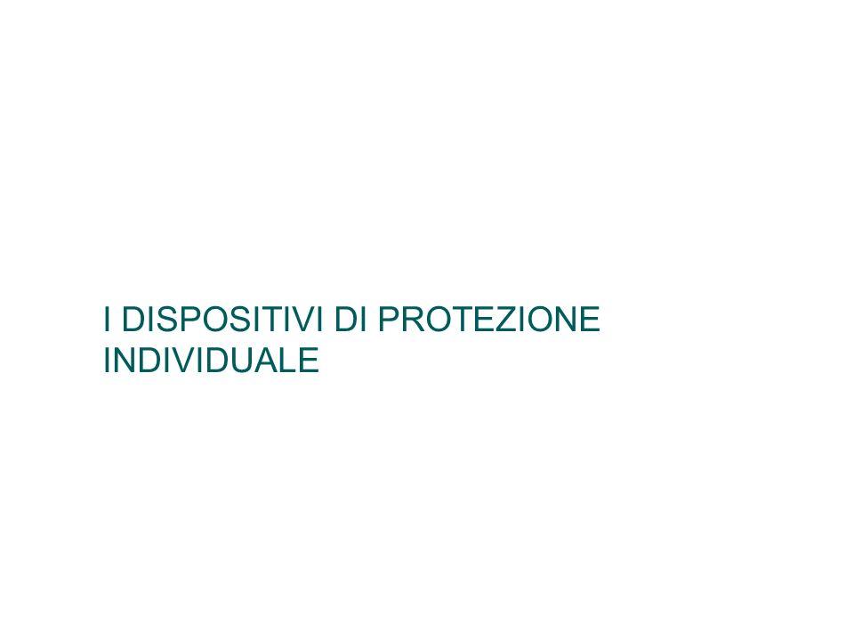 Protezione delle vie respiratorie D.P.I.