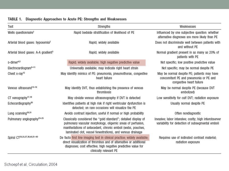 Schoepf et al, Circulation, 2004