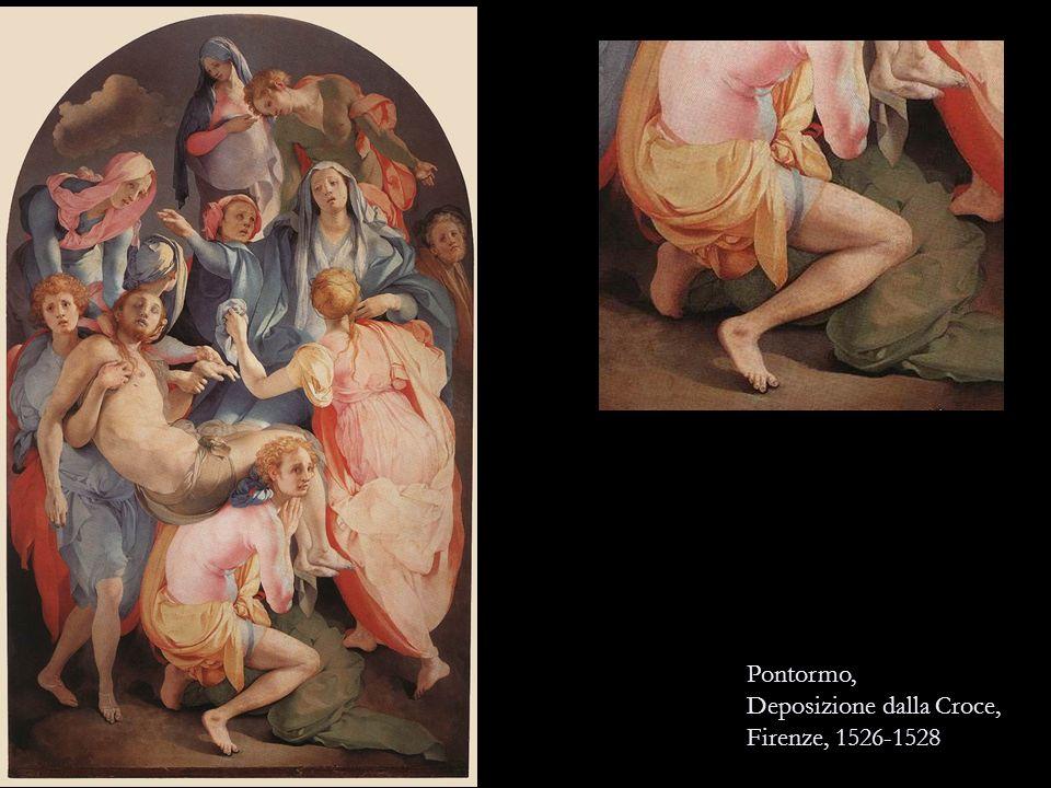 Pontormo, Deposizione dalla Croce, Firenze, 1526-1528