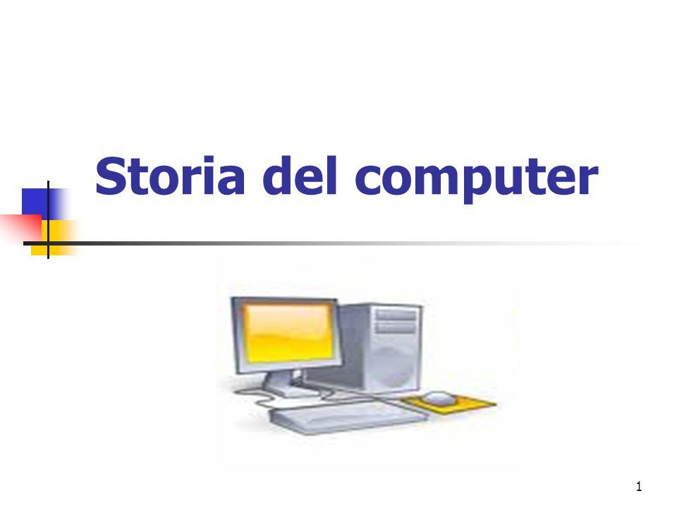 1 Storia del computer