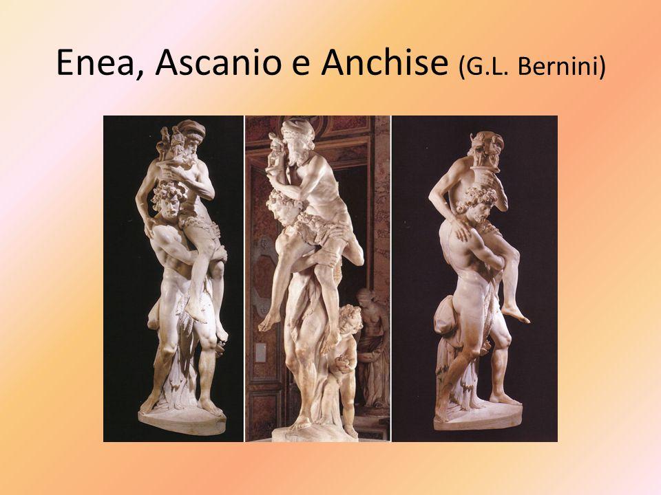 Enea, Ascanio e Anchise (G.L. Bernini)