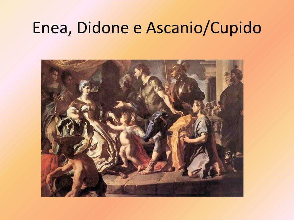 Enea, Didone e Ascanio/Cupido