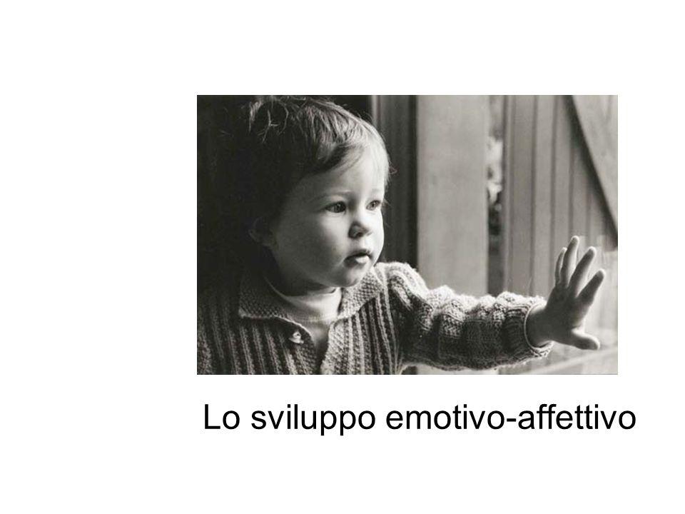 Lo sviluppo emotivo-affettivo Dott.ssa Loredana Spaccaterra