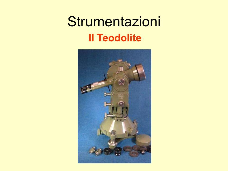 Udino Ranzato uranzato@libero.it Strumentazioni Il Teodolite