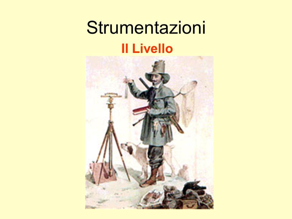 Udino Ranzato uranzato@libero.it Strumentazioni Il Livello