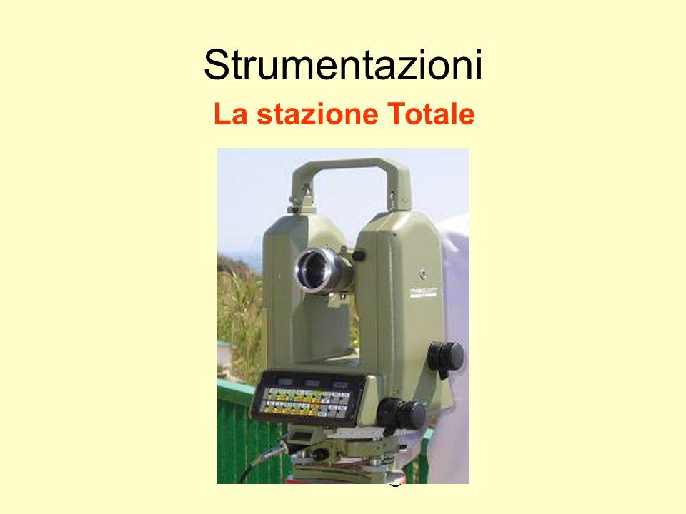 Udino Ranzato uranzato@libero.it Strumentazioni La stazione Totale