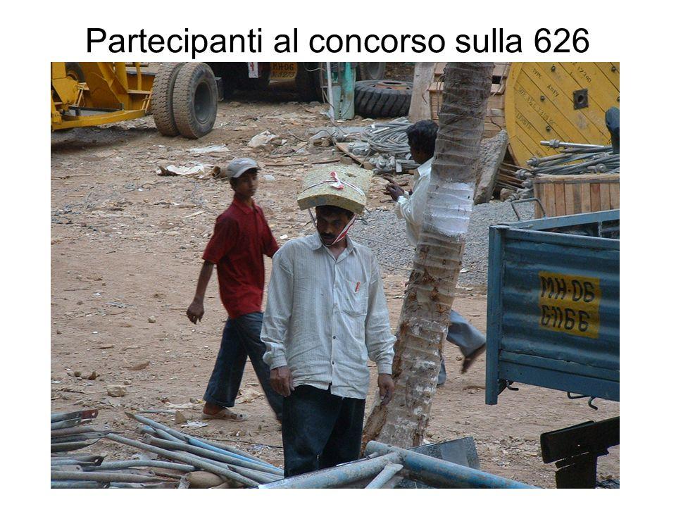 Udino Ranzato uranzato@libero.it Partecipanti al concorso sulla 626