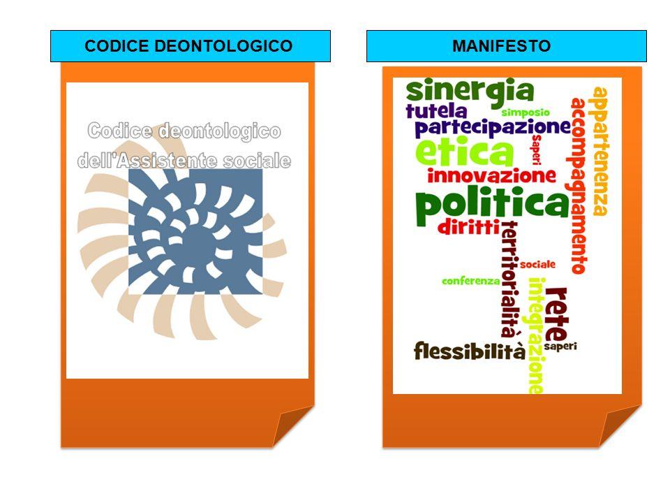 MANIFESTOCODICE DEONTOLOGICO