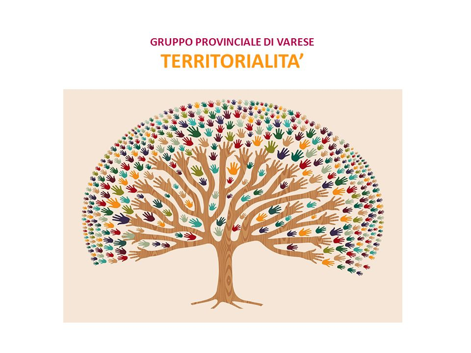 GRUPPO PROVINCIALE DI VARESE TERRITORIALITA'