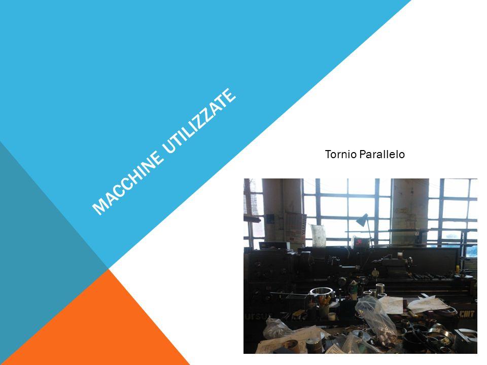 MACCHINE UTILIZZATE Fresa CNC